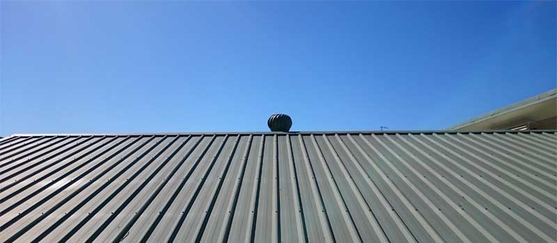 Commercial Metal Roofing in Aurora, CO