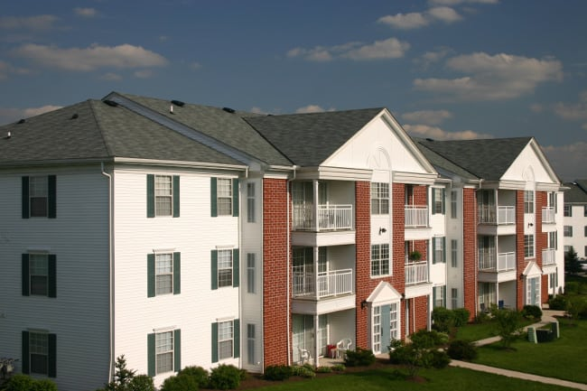 Apartment Complex Roof Repair Will Keep Your Apartment Complex Looking Good