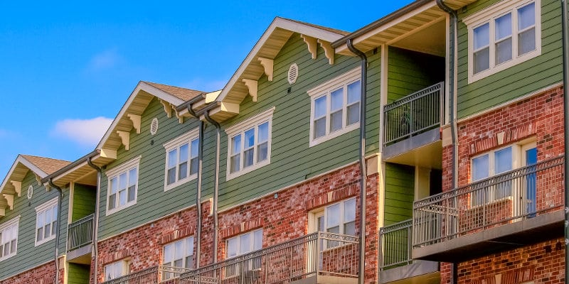 Apartment Complex Roofing in Castle Rock, Colorado