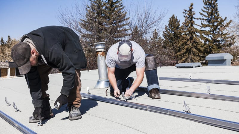 best commercial roofer for your next project