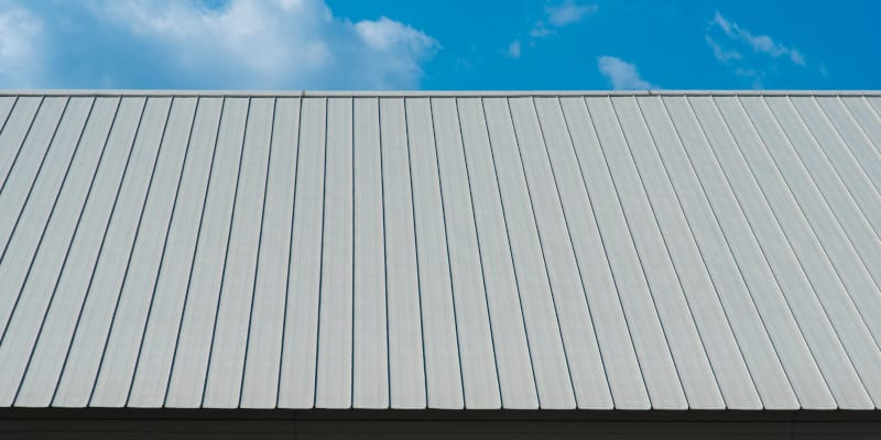 Commercial Metal Roofing in Parker, Colorado