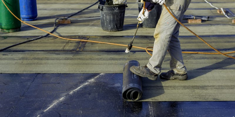 Modified bitumen roofing is one of the most commonly used commercial roofing systems