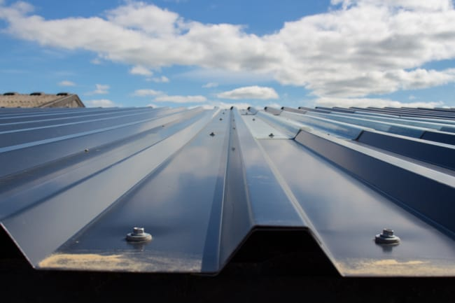 How Commercial Metal Roofing Can Save You Up to 45% on Energy Costs