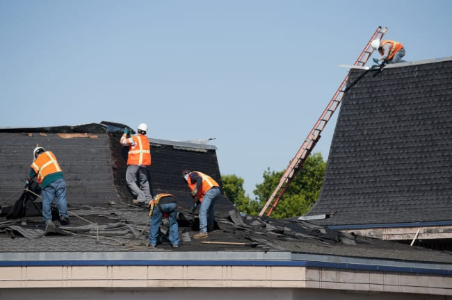 Experienced Commercial Roofing Repair
