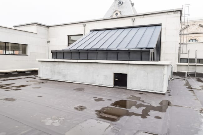 Maintenance is Key to the Longevity of Your Commercial Flat Roofing