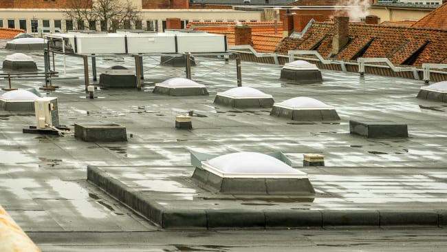 Things to Know About Your Commercial Low Slope Roof